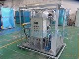 Machine utilisée haut efficace rapide de filtration de pétrole hydraulique de début