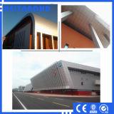 Los paneles compuestos de aluminio materiales de Acm ACP de la decoración del escaparate (4mm*0.30m m)