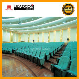 Leadcom Foldable Cheap Auditorium Chair per Corridoio Ls-605b