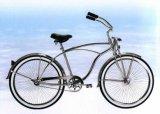 Спрингер Развлетвляет Покрынный Кромом Велосипед Крейсера Пляжа (MK16BC-26102)