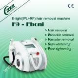 E 빛 (IPL+RF) 휴대용 IPL 머리 제거 아름다움 장비
