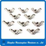 Ecrou-papillon de noix de guindineau de dispositifs de fixation en métal DIN315