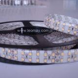 Filas dobles aprobadas CE de las tiras de Epistar SMD3528 el 19.2W/M LED