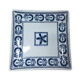Mélamine Modern Blue Style Vaisselle / Mélamine Plate / Mélamine Vaisselle (DC4116)