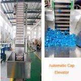 Proyecto de llavero para la embotelladora de relleno del agua pura mineral de la bebida