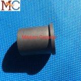 Modificar las piezas de cerámica del anillo para requisitos particulares/Sic del Sic del carburo de silicio