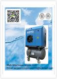 6bar compresor del tornillo de aire de la corriente ALTERNA 33kw para el uso de la fábrica