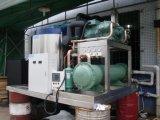 Flocken-Eis-Maschine des China-industrielle Eis-Hersteller-Hersteller-10t/24hrs verwendet auf Fisch-Boot