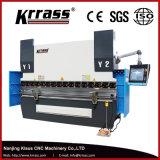 Fabricante del doblador del metal de hoja en China