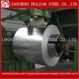 Bobina de acero galvanizada dura llena para la hoja acanalada del material para techos