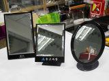 Espejo de acrílico material de acrílico del vector
