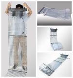 Tenda trasparente della finestra impermeabile LED per Adivertising