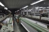 Hochspannung-gesponnenes Bildschirm-Drucken-Ineinander greifen gebildet vom Einzelheizfaden-Polyester-Gewinde