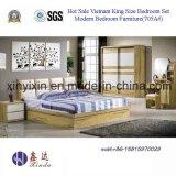 나무로 되는 침대 호텔 가구 (705A#)를 위한 호화스러운 침실 세트
