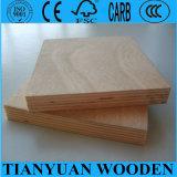 A melhor madeira compensada do anúncio publicitário do preço 18mm Okume
