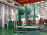 Prensa de vulcanização de borracha grande de alta qualidade da China com certificação Ce
