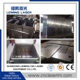 coupeur de laser de fibre de 1000W Lm3015m pour de plaque métallique et la pipe