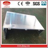 カーテン・ウォール(Jh66-1)のためのフォーシャンの製造業者の壁のクラッディングのアルミニウムパネル