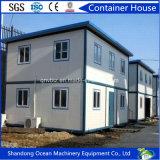 Casa móvil de la casa prefabricada del envase del precio competitivo del material de construcción del capítulo de acero