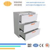 Шкаф для картотеки металла ящиков хранения архива 3 офиса стальной