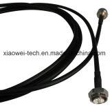 """1/4 """"Jumper Ultra Superflexible Cable Coaxial Asambleas"""