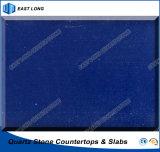 Quarz-feste Steinoberfläche für Hauptdekoration-Baumaterial mit SGS-Report u. Cer-Bescheinigung (reine Farben)