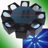최신 120PCS RGB LED 낙지 광속 Light/DJ 효력 빛