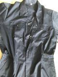 長袖のジャンプスーツ、オーバーオール、カスタムファブリックおよび様式