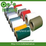 Matériau de construction feuille en aluminium bobine (ALC1105)