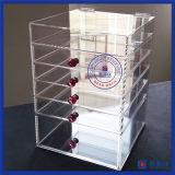 Коробка состава устроителя высокого качества акриловая косметическая