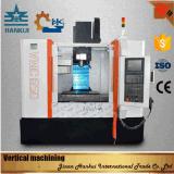 Центр CNC вертикальный подвергая механической обработке для металла оборудует продукцию Vmc с башенкой инструмента для сбывания
