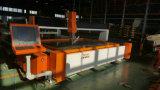 Plasma di CNC di processo e macchinario d'acciaio di taglio alla fiamma