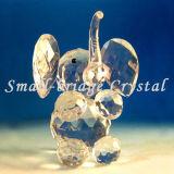 Estatuillas cristalinas del elefante (MX3005)