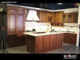 Welbom 2015 Custom Made Wooden Cabinet