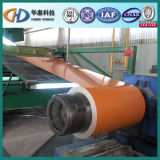 Prepainted гальванизированная стальная катушка (0.14mm-0.6mm)