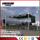 Im Freien Aluminiumbeleuchtung-Binder-Bildschirmanzeige