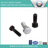 Parafusos Hex da torneira/tampão de ASTM A325