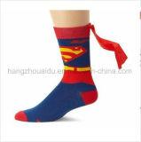 Patten шаржа супермена с носком детей сбывания ленты горячим