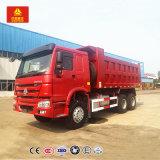 새로운 디젤 엔진 차량 Sinotruk 6X4 30t 쓰레기꾼 트럭