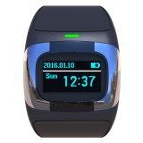 0.96 дюйма OLED IP65 делает франтовской вахту водостотьким с двойными полосами Bluetooth & динамическим тарифом сердца, ECG, кровяным давлением, монитором сна