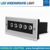 조경 점화 R/G/B LED 포장 기계 빛 36W 정연한 매장된 LED 지하 빛