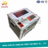 Appareil de contrôle de force d'isolation de pétrole de transformateur avec l'imprimante automatique anglaise (ZXJYD-IV)