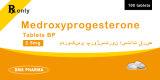 L'acétate de médroxyprogestérone de médecine de Wesren marque sur tablette Westren Pharma pour Hurman