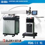Machine de soudure laser Pour de plaque métallique