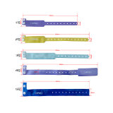 Bracelet haute qualité PVC RFID pour hôpital