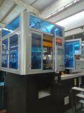 Uma máquina moldando do sopro da etapa para o frasco do plástico do animal de estimação