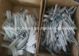 Draht-Gefäß-Pinsel des Nylon-/Steel/Ss mit Schraube (YY-468)