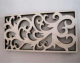 Fabricação de metal da folha da precisão com preço do bom (LFAL0061)