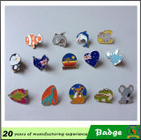 Kundenspezifisches Metal 3D Enamel Badge