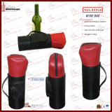 Parte superiore-End Two Bottles Wine Bag (5601R8)
